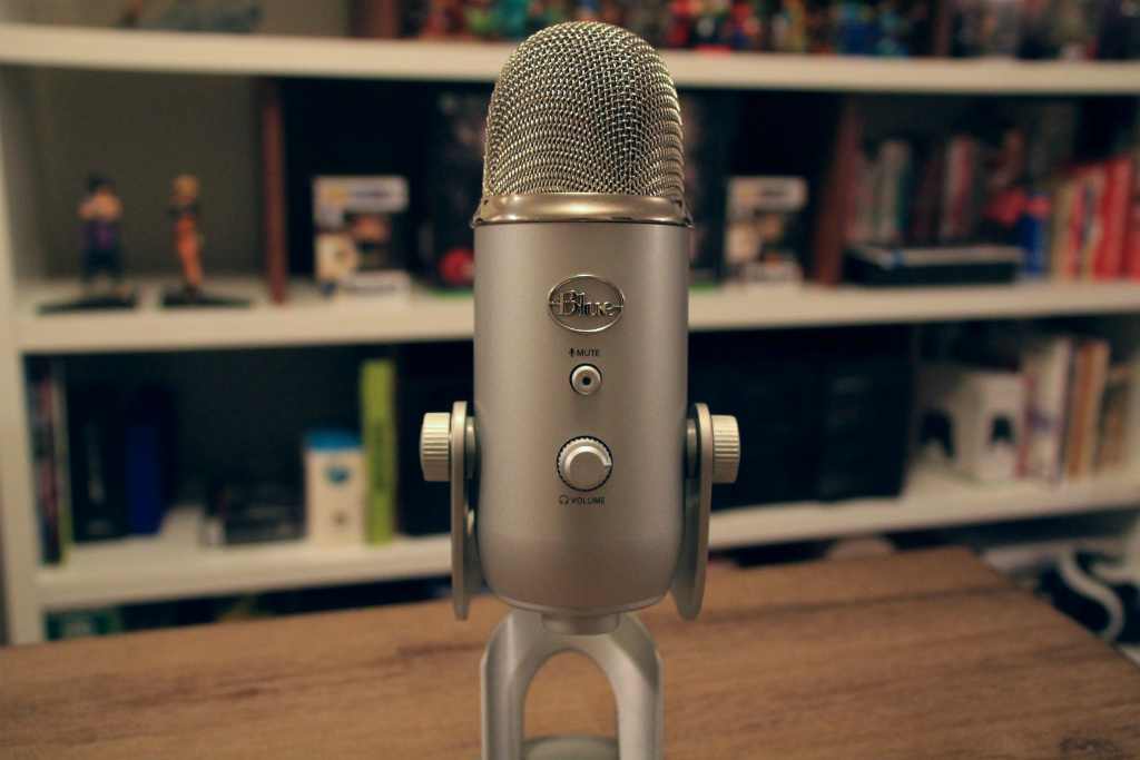 Blue Yeti Mic Review and Video | Best Buy Blog