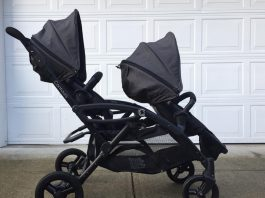 Contour Options Elite Tandem Stroller