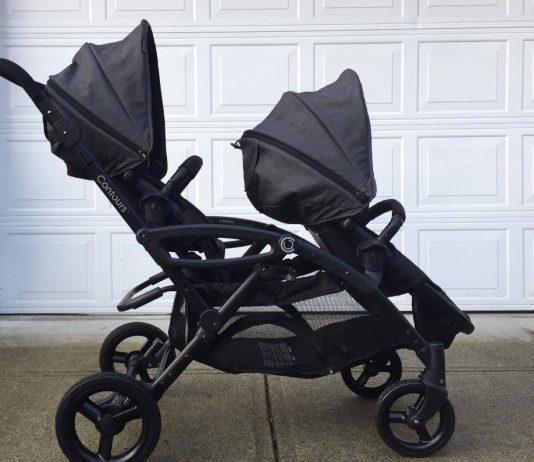 Contour Options Elite Tandem Stroller