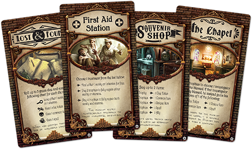 Picture from Elder Sign Unseen Forces Expansion
