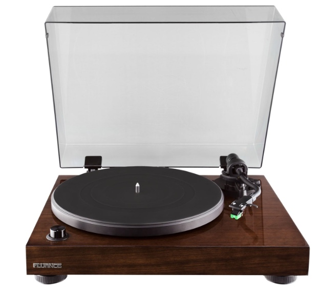 My Review Of The Fluance Rt81 Turntable Best Buy Blog
