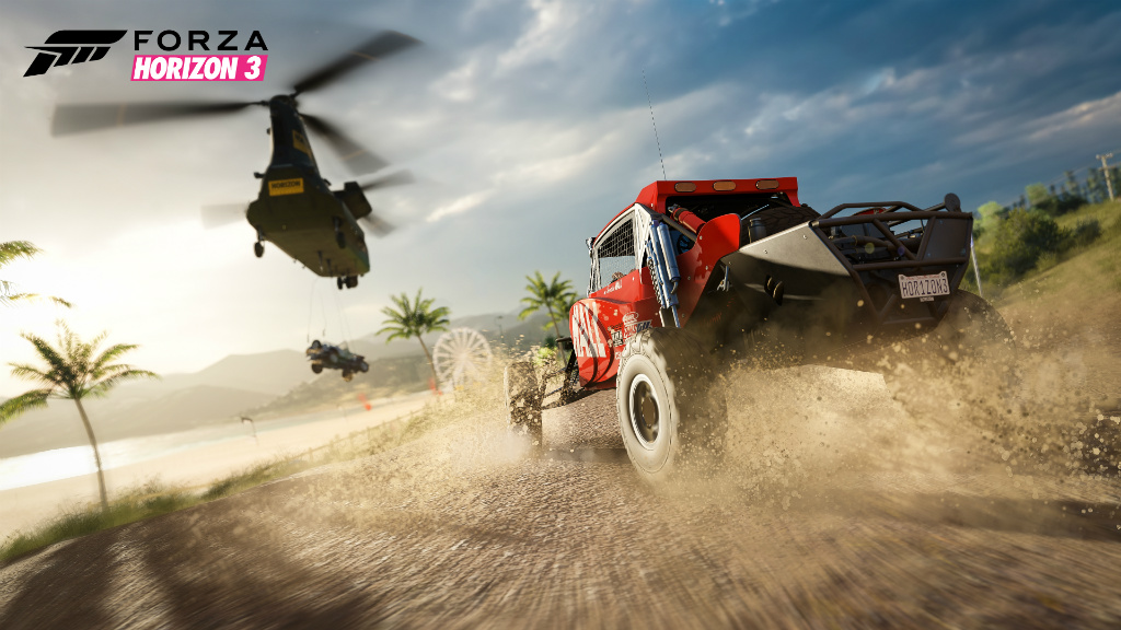 Forza Horizon game