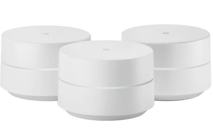 Google Wifi now at Best Buy Canada