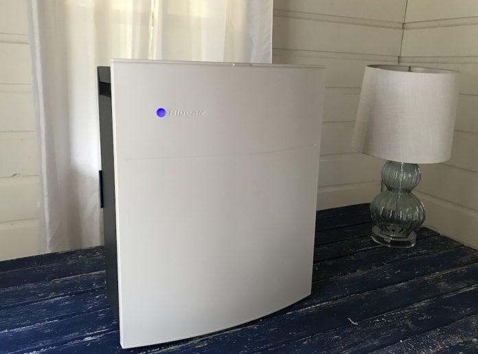 Blueair classic air purifier review