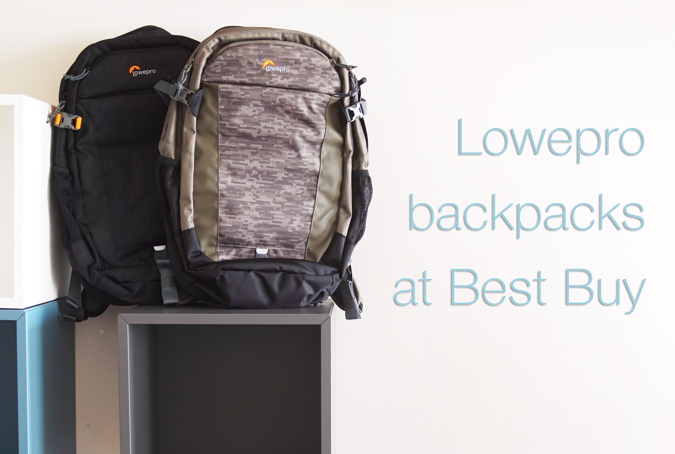 67f90ece01 If you're a travelling adventurer, it's hard to find a bag that's more  perfect than Lowepro backpacks. Photography enthusiasts will recognize the  brand from ...