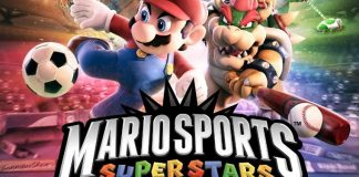 Mario Sports Superstars logo