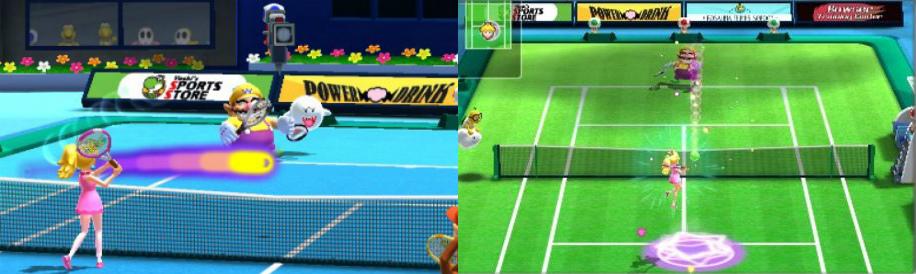 Mario Sports Superstars Tennis