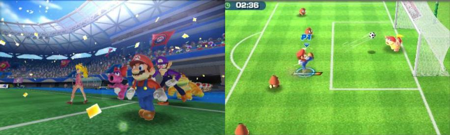 Mario Sports Superstars Soccer