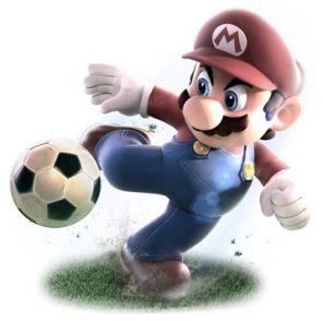 Mario Sports Superstars Mario Soccer