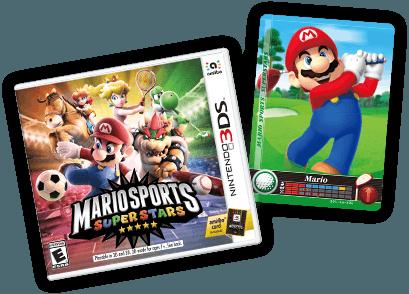 Mario Sports Superstars amiibo