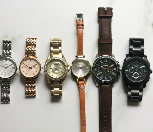 New-Fossil-Watches-For-Women-Men-Best-Buy