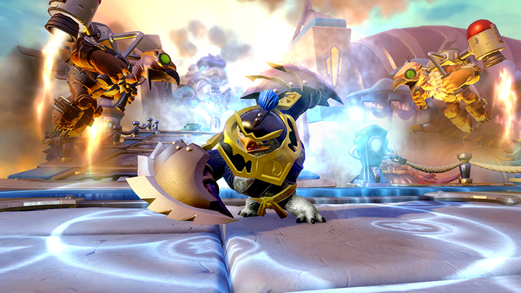 Skylanders Imaginators gameplay