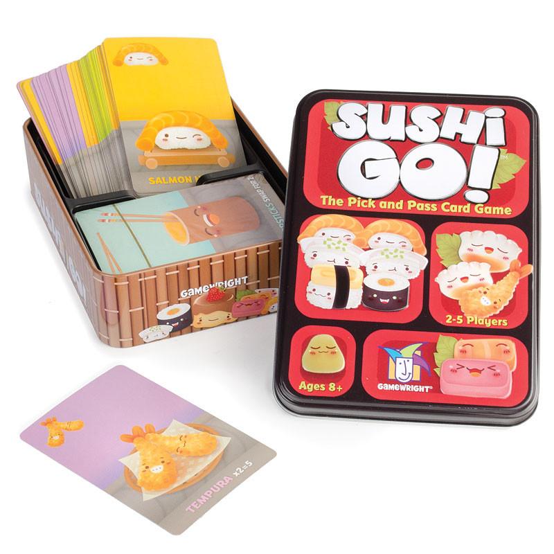 Image of Sushi Go Unboxed