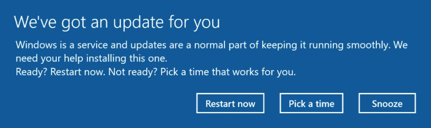 Windows 10 Creators update is ready to download
