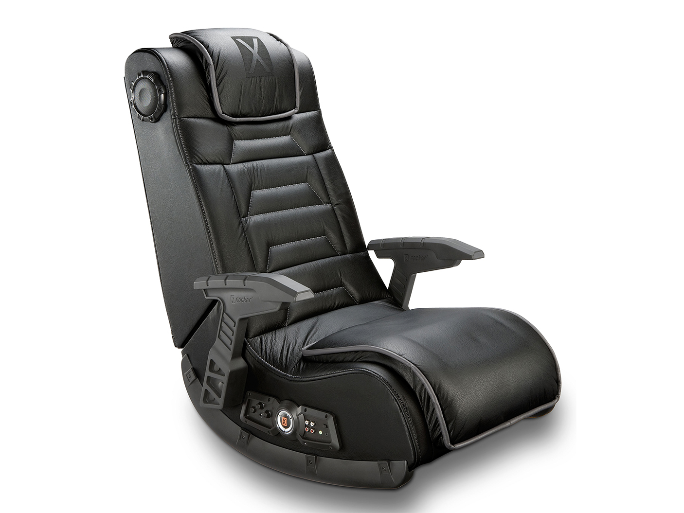 x rocker pro series h3 gaming chair review best buy blog. Black Bedroom Furniture Sets. Home Design Ideas