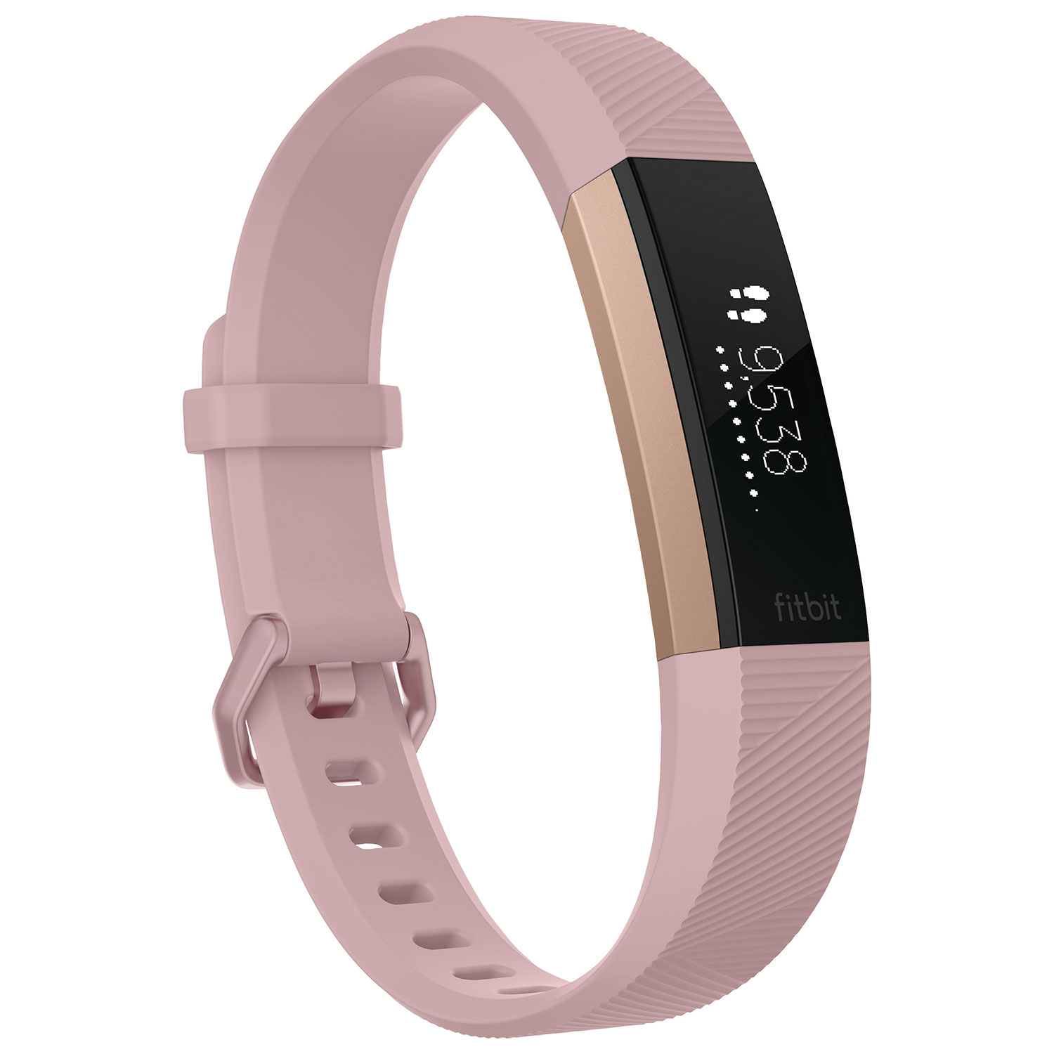 how to change time on fitbit alta