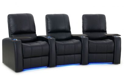 home theatre seating 3 seats