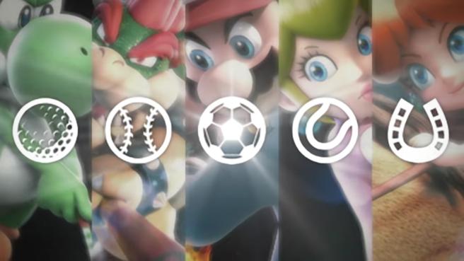 Mario Sports Superstars 5 sports