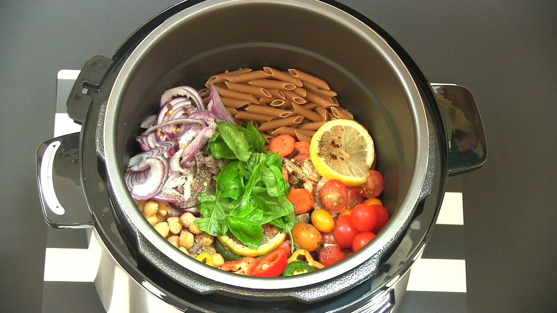 pressure cookers one pot meal