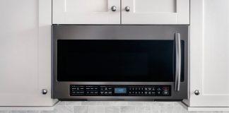 new microwave main