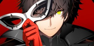 Persona 5 mask