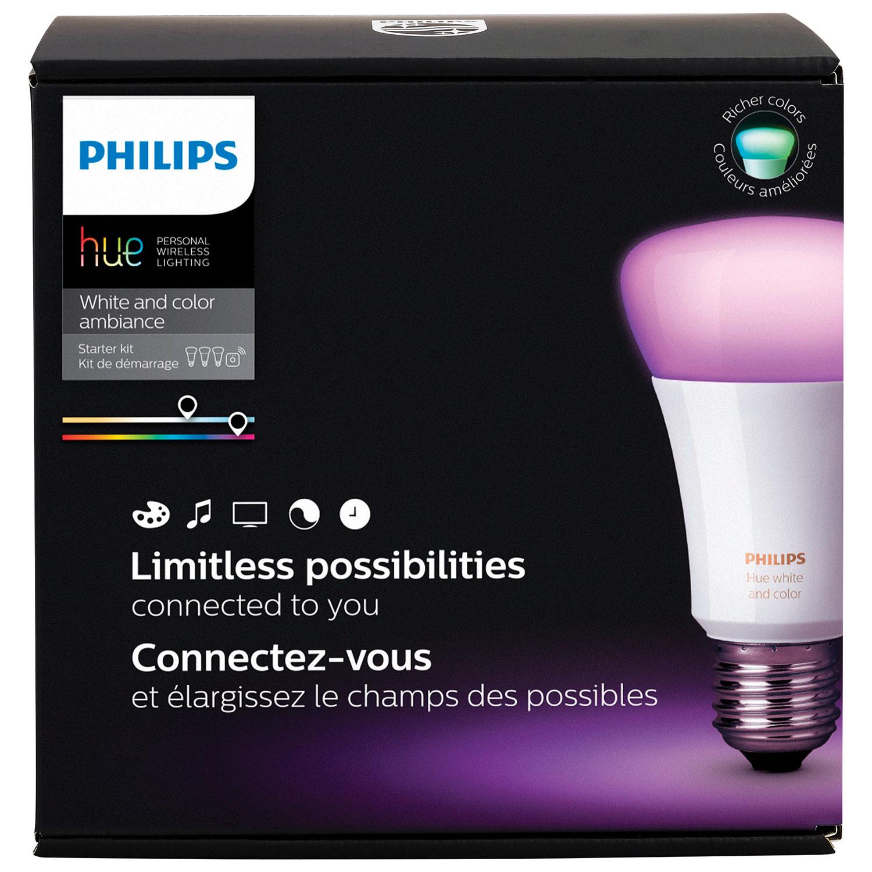 phillips hue lights