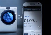 Samsung Wi-Fi Laundry adapter