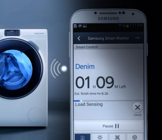 Samsung Wi-Fi Laundry adapter