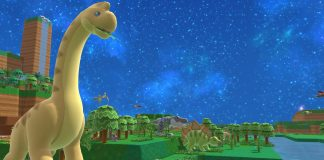 Birthdays The Beginning dinosaurs