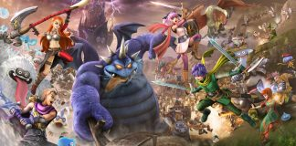 Dragon Quest Heroes 2 Artwork