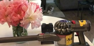 Dyson v7 animal extra cordless vacuum cleaner review