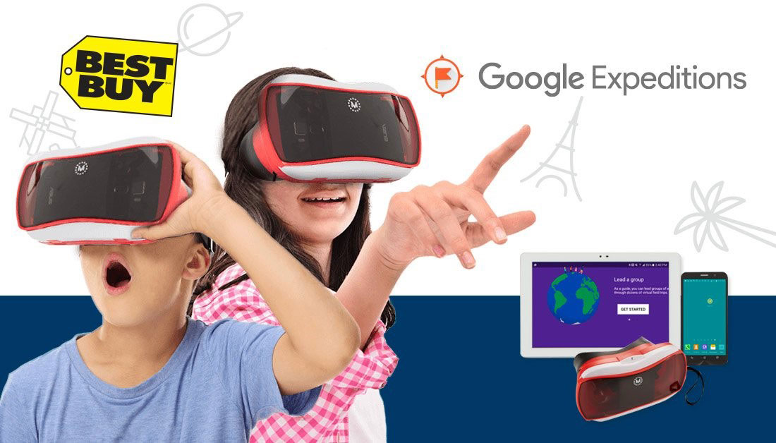 Google Expeditions Video Contest | Best Buy Blog
