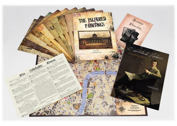 Sherlock Holmes: Consulting Detective Unboxed