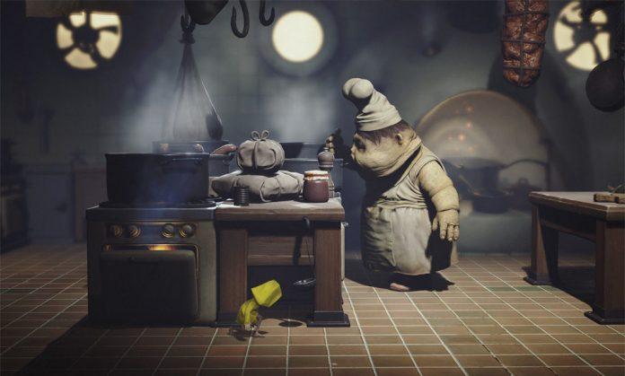 Little Nightmares kitchen