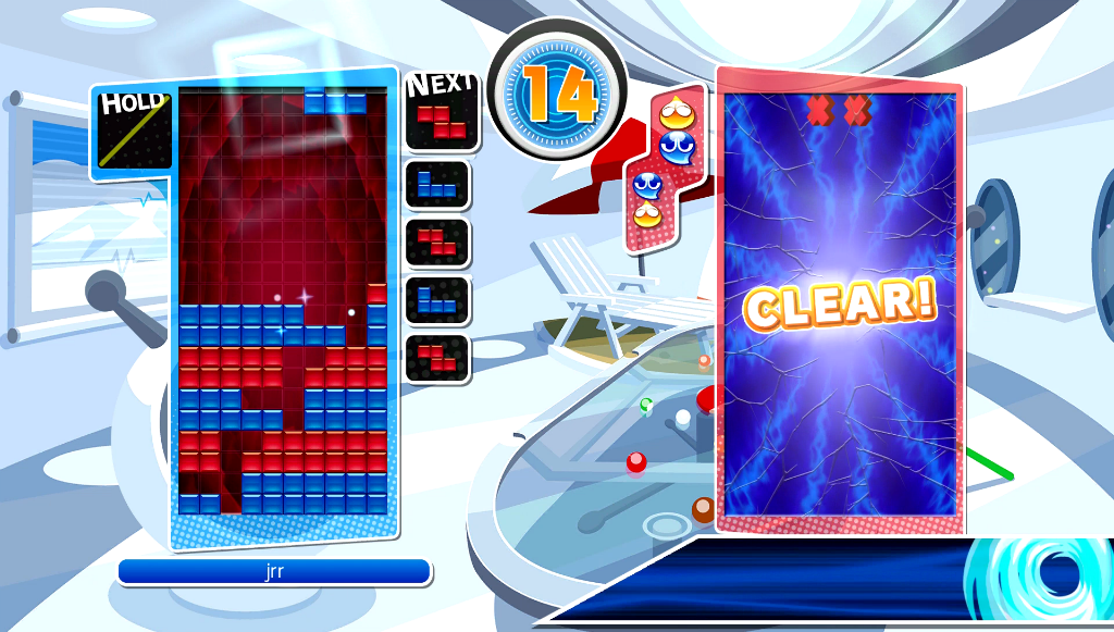 Puyo Puyo Tetris Big Bang Mode