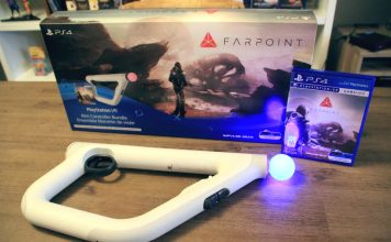 PSVR Aim Controller Bundle