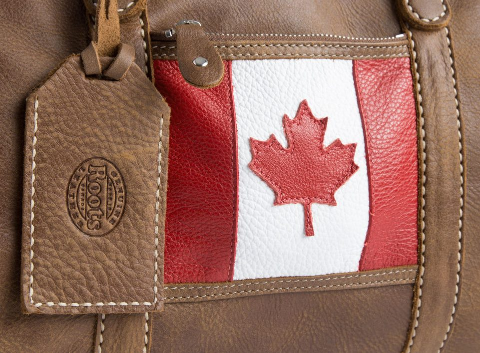 Roots Canada bags