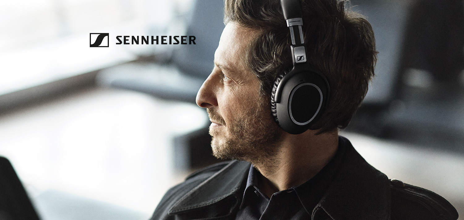 517007da889 Sennheiser HD 4.50 BTNC Over-Ear Sound Isolating Headphones - Black ...