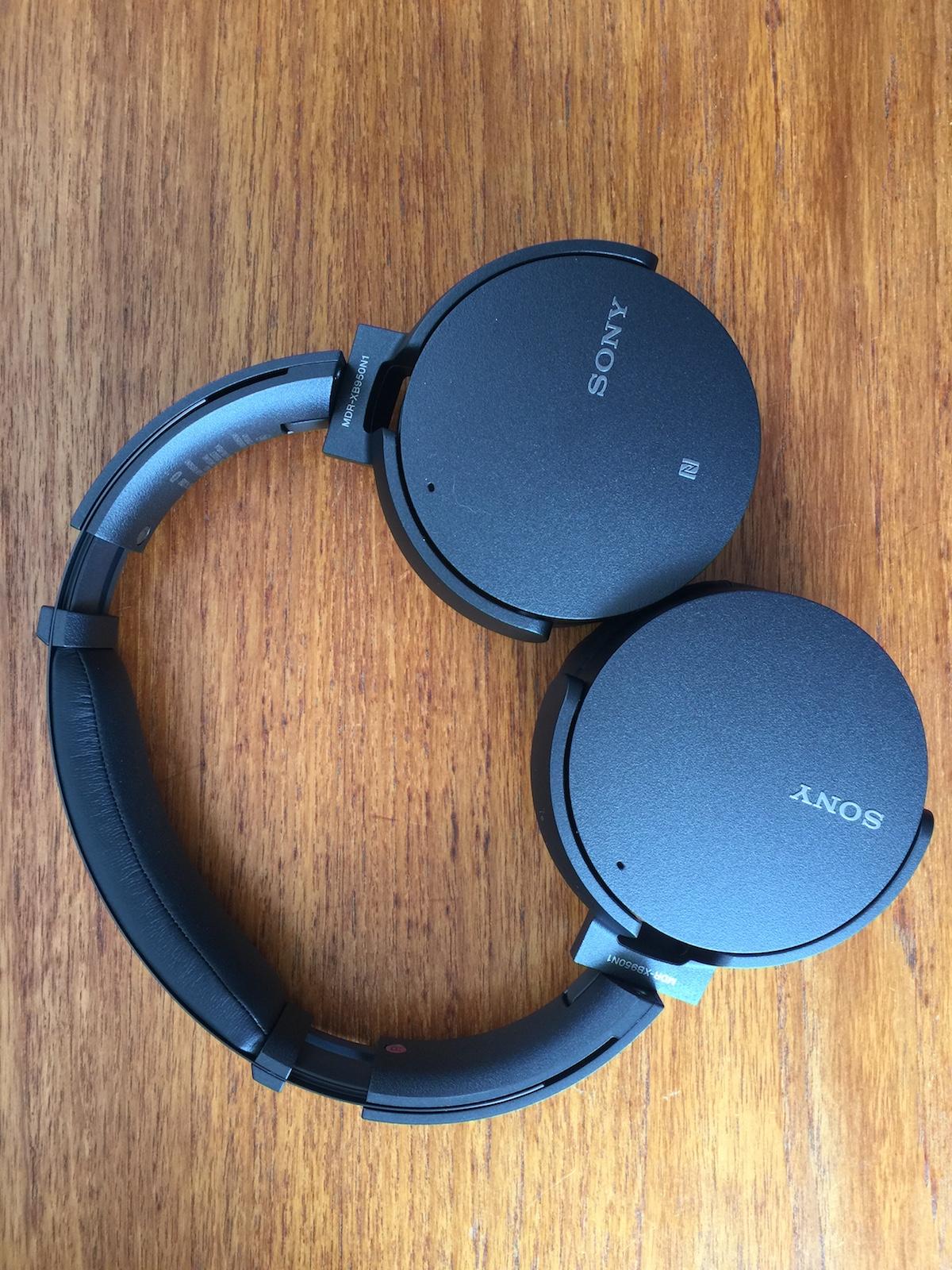 Sony mdr xb950n1 headphones