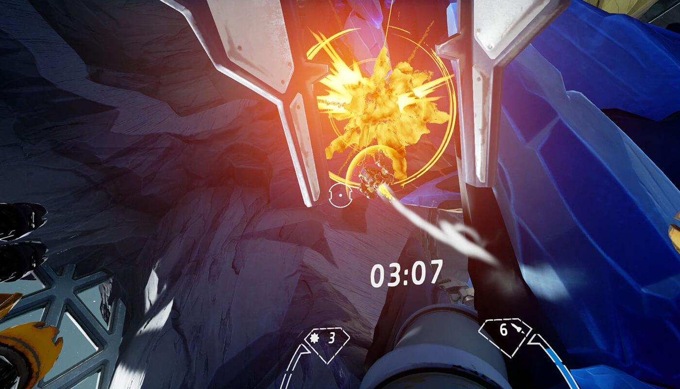 Starblood Arena missiles