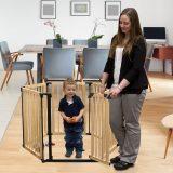 Bily Freestanding Wood Superyard
