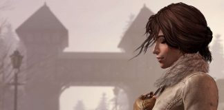 Syberia 3 Kate Walker
