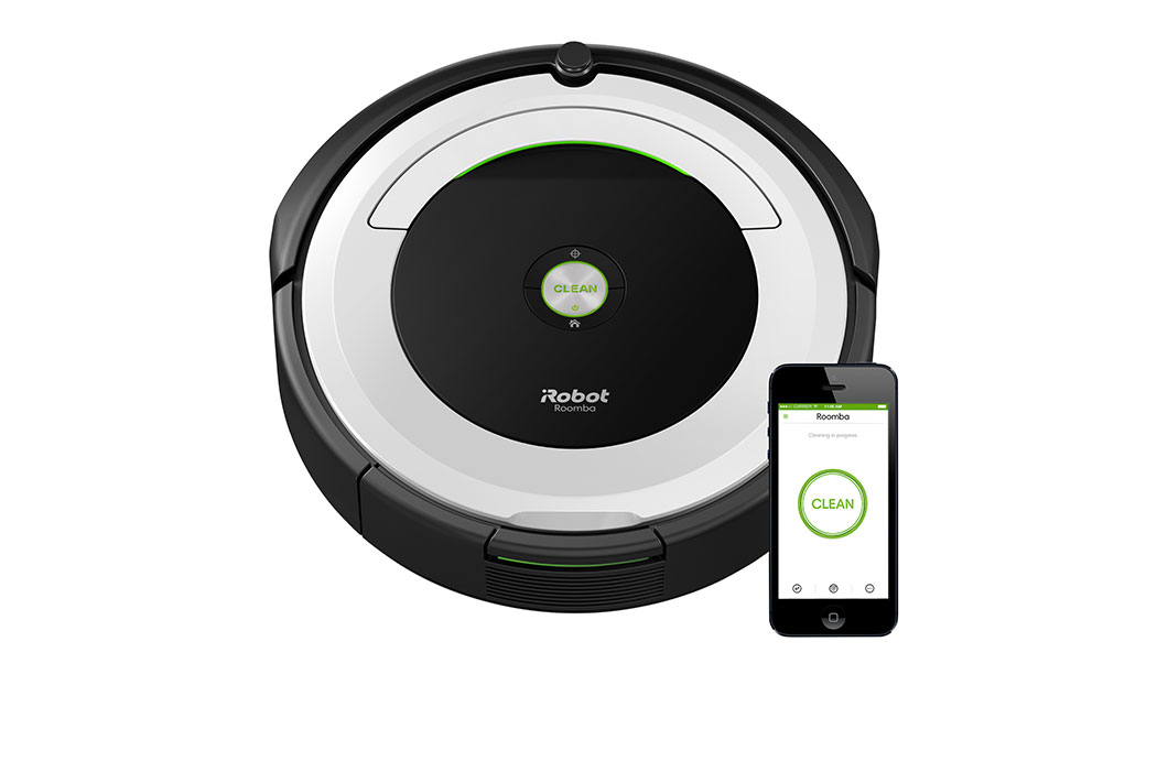 Introducing the iRobot Roomba 695 robot vacuum | Best Buy Blog