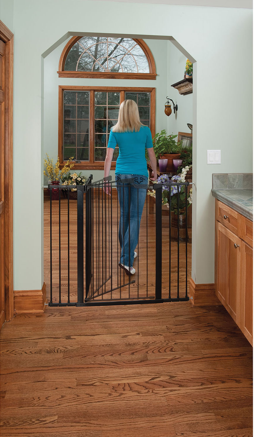 Why Baby Gates? Kidco Pressure Mount Extra Tall And Wide Auto Close Gateway Safety  Gate