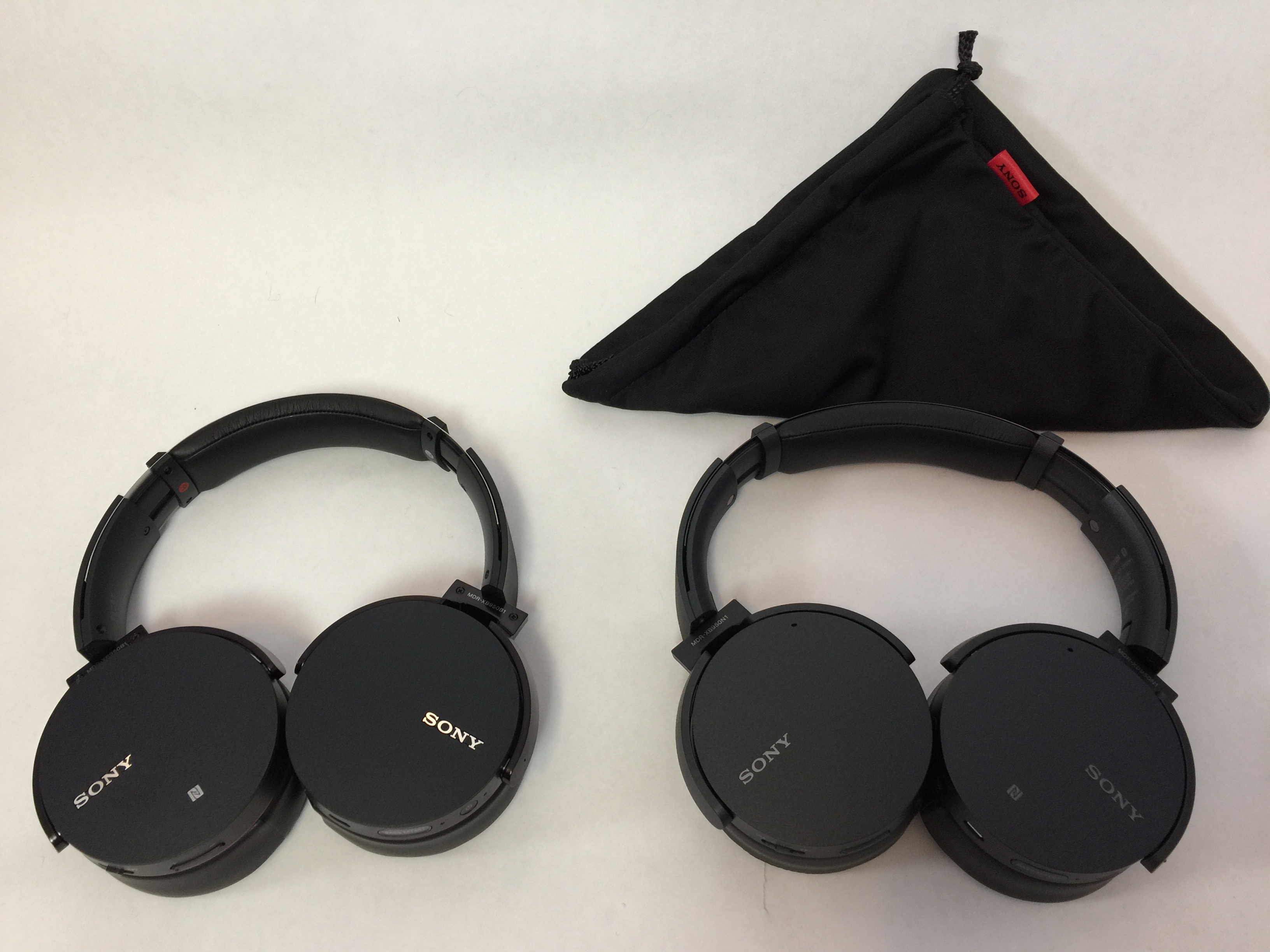 Sony MDR-XB950B1 and MDR-XB950N1 headphones review | Best