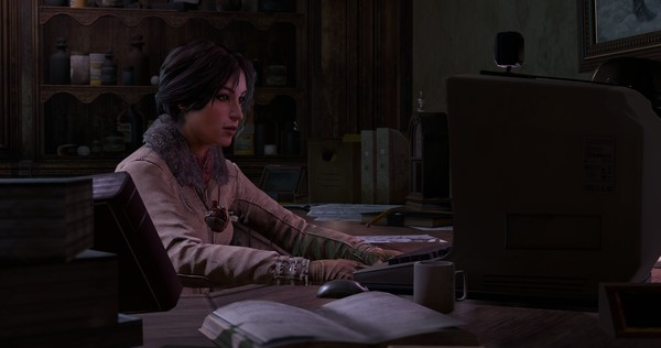 Syberia 3 PS4 Xbox One