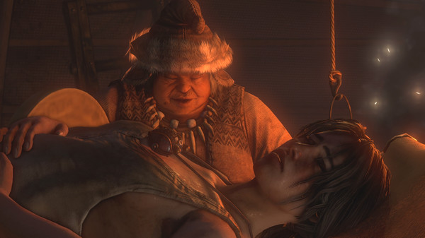 Syberia 3 characters