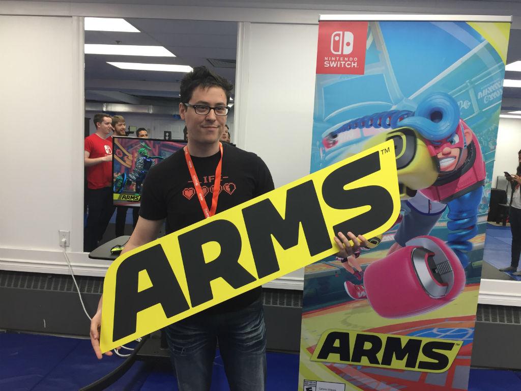 ARMS winner