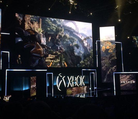 Xbox Anthem