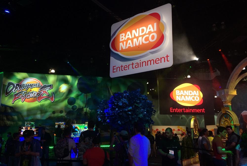 E3 2017 Visiting Bandai Namco And Thq Nordic Best Buy Blog